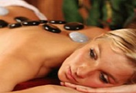 Hot Stone Body Massage